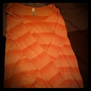 Orange Stripe Lynnae